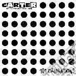 101 damnations plus bonus tracks cd musicale di Carter the unstoppab
