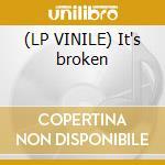 (LP VINILE) It's broken lp vinile di Bob Chance