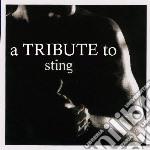 Tribute to sting cd musicale di Artisti Vari