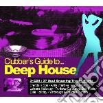 Clubbers guide to deep cd musicale di Artisti Vari