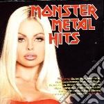 Monster metal hits cd musicale di Artisti Vari
