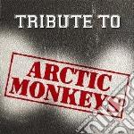 Tribute to arctic monk cd musicale di Artisti Vari