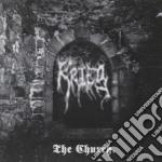 Krieg - The Church cd musicale