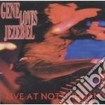 Live at nottingham cd musicale di Gene loves jezebel