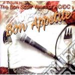 Bon appetite - a tribute cd musicale di Artisti Vari