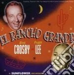 Bing Crosby - El Rancho Grande cd musicale