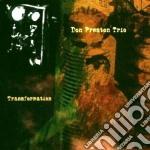 Don Preston - Transformation cd musicale di Don preston trio