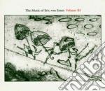 Music Of Eric Von Essen Vol. 3 cd musicale di P.erskine/s.rowles 5
