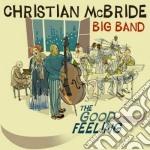 Christian Mcbride - The Good Feeling cd musicale di Christian Mcbride
