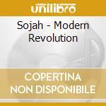 Sojah - Modern Revolution cd musicale di SOJAH
