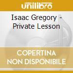 Isaacs gregory