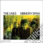 Lines - Memory Span cd musicale di LINES