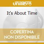 IT'S ABOUT TIME cd musicale di FORD MARC