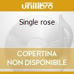 Single rose cd musicale di Rosie Flores