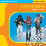 Os Mutantes - Everything Is Possible cd musicale di Mutantes Os