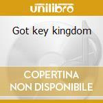 Got key kingdom cd musicale di South carolina (alan