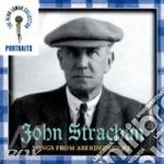 Songs from aberdeenshire - cd musicale di Strachan John