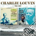 Charlie Louvin - Less & Less/lonesomeis Me cd musicale di Louvin Charlie