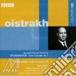 Oistrakh cd musicale di Shostakovich