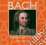 Bach - Leonhardt - Bach: Cantate Sacre Vol. 5 Bwv 13 - 14 & 16 cd musicale di Bach\leonhardt