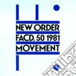 New Order - Movement cd musicale di NEW ORDER