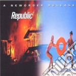 REPUBLIC cd musicale di NEW ORDER