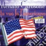 Renato Carosone - Tu Vuo' Fa L'americano E Altri Successi cd musicale di Renato Carosone