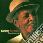Compay Segundo - Las Flores De La Vida cd musicale di Compay Segundo