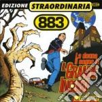 883 - La Donna Il Sogno & Il Grande Incubo cd musicale di 883
