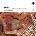 Dvorak - Masur - Apex: Sinfonia N.9 - Danze Slave cd musicale di Dvorak\masur