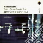 Mendelssohn - Spohr - Eder Quartet  - Apex: Ottetto E Quartetti Per Archi N.1 cd musicale di Mendelssohn - spohr\