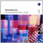 Shostakovich - Brodsky Quartet - Apex: Quartetti Per Archi 7 - 8 & 9 cd musicale di Shostakovich\brodsky