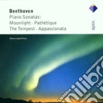 Beethoven - Pires - Apex: Sonate X Piano Moonlight-pathetique-tempest cd musicale di Beethoven\pires