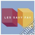 Inches cd musicale di Les savy fav
