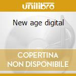 New age digital cd musicale