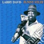 Funny stuff cd musicale di Davis Larry