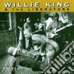 Living in a new world cd musicale di Willie king & the li