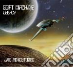 Soft Machine Legacy - Live Adventures cd musicale di Soft machine legacy
