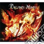 Heavenly ecstasy cd musicale di Mind Pagan's