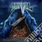 Anvil - Juggernaut Of Justice cd musicale di Anvil