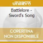 SWORD'S SONG                              cd musicale di BATTLELORE