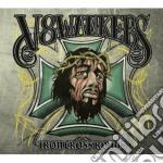 V8 Wankers - Iron Crossroads cd musicale di Wankers V8