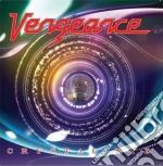 Vengeance - Crystal Eye cd musicale di Vengeance