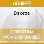 Diskette cd musicale