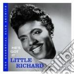 Little Richard - Ess. Blue Archive: He's Got It cd musicale di LITTLE RICHARD