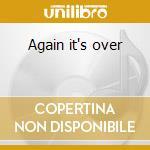 Again it's over cd musicale di Profundere Lacrimas
