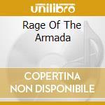 RAGE OF THE ARMADA cd musicale di ARMADA