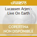 LIVE ON EARTH                             cd musicale di STAR ONE