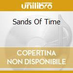 SANDS OF TIME cd musicale di Majesty Black