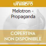 Melotron - Propaganda cd musicale di MELOTRON